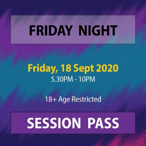 Friday Night Session